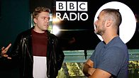 Click to play clip: Sub Focus chats to Zane Lowe