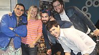 Click to play clip: Vampire Weekend chat to Jo Whiley