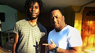 Click to play clip: Chronixx chats with Robbo