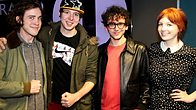 Click to play clip: MGMT chat to Phil Taggart and Alice Levine