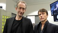 Click to play clip: Suede chat to Stuart Maconie