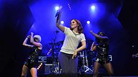 Click to play clip: Katy B - 1Xtra Live 2013