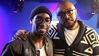 Click to play clip: Tinie Tempah speaks to MistaJam about Demonstration