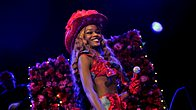 Click to play clip: Azealia Banks - 1Xtra Live 2013