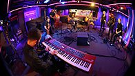 Click to play clip: Miley Cyrus - Summertime Sadness in the Radio 1 Live Lounge