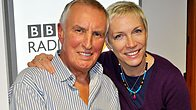 Click to play clip: Annie Lennox speaks to Johnnie Walker