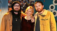 Click to play clip: Kings Of Leon - Extended interview with Jo Whiley