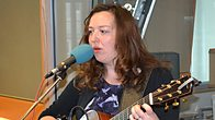 Click to play clip: Kathryn Williams in session
