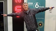 Click to play clip: Bez chats to Mark Radcliffe