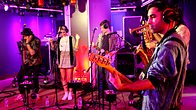 Click to play clip: Rudimental - Free in the Radio 1 Live Lounge