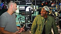 Click to play clip: Pusha T chats to Zane Lowe