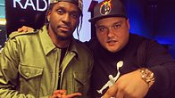 Click to play clip: Pusha T is in the building