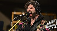 Click to play clip: Foals in session for Dermot O'Leary