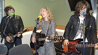 Click to play clip: The Band Perry Live in Session