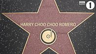 Click to play clip: Harry Choo Choo Romero enters the Hall of Fame