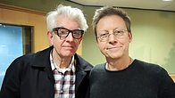 Click to play clip: Nick Lowe chats to Simon Mayo