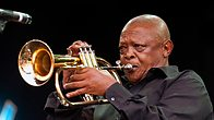 Click to play clip: Hugh Masekela on playing truant and playing the trumpet