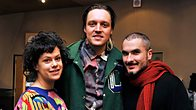 Click to play clip: Arcade Fire will headline at Glastonbury 2014
