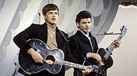 Click to play clip: The Everly Brothers enter Michael Ball's Singers Hall of Fame