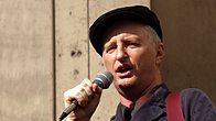 Click to play clip: Billy Bragg chats with Tom Robinson