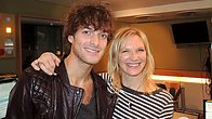 Click to play clip: Paolo Nutini speaks to Jo Whiley