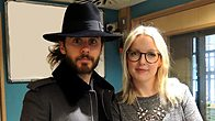 Click to play clip: Jared Leto speaks to Lauren Laverne