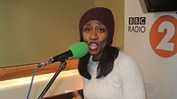 Click to play clip: Beverley Knight Live in Session