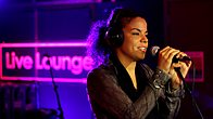 Click to play clip: Disclosure ft Ms.Dynamite - Booo in the Live Lounge