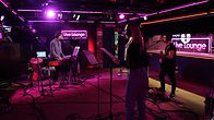 Click to play clip: London Grammar - Hey Now in the Live Lounge