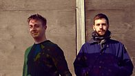 Click to play clip: Mount Kimbie Maida Vale Session