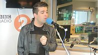 Click to play clip: Joe McElderry Live in Session