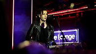 Click to play clip: The 1975 - Settle Down in the Live Lounge