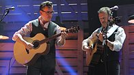 Click to play clip: Martin Simpson and Richard Hawley - Heartbreak Hotel