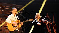 Click to play clip: Martin Carthy and Eliza Carthy - Died For Love