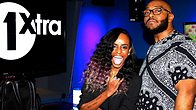 Click to play clip: Angel Haze joins MistaJam
