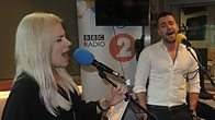 Click to play clip: Louise Dearman and Shayne Ward Live in Session