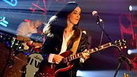 Click to play clip: HAIM - 6 Music Festival Highlights