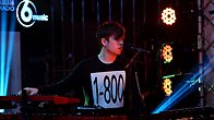 Click to play clip: James Blake - 6 Music Festival highlights