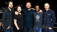Click to play clip: Elbow launch 6 Music Festival