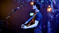 Click to play clip: Jake Bugg - Lightning Bolt at the 6 Music Festival