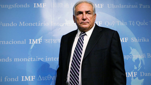 Dominique Strauss-Kahn. Profile - Dominique Strauss-